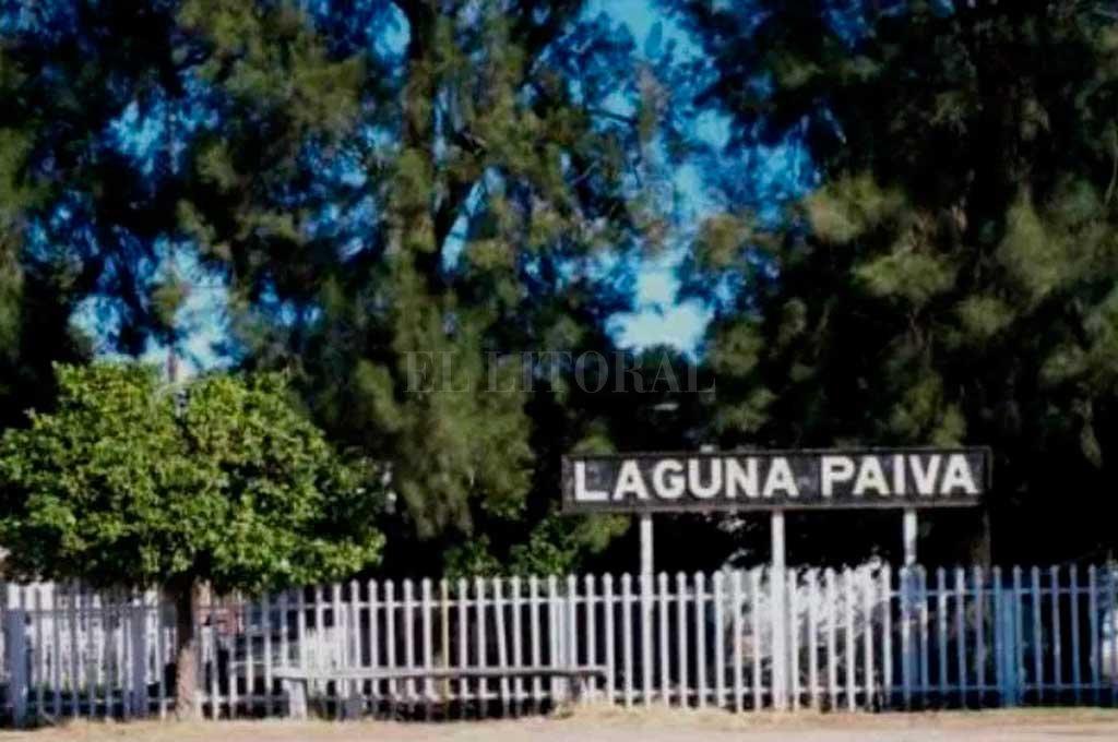 Laguna Paiva y otro caso de inseguridad Crédito: Archivo El Litoral