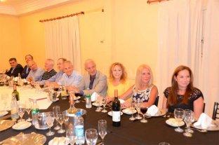 Cena en ADE de empresarios con el embajador Mario Barletta