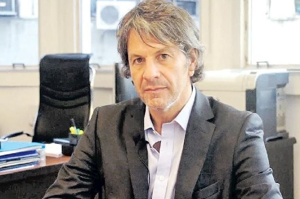 """""""Bajar costos implica generar más trabajo"""", aseguró el superintendente de Seguros de la Nación, Juan Pazo. <strong>Foto:</strong> Archivo El Litoral"""