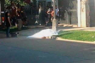 Mataron a un hombre en barrio San Lorenzo