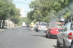 """""""Trapitos"""" detenidos por generar disturbios en el centro"""