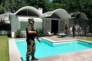 Detuvieron a una banda narco en un country de Buenos Aires