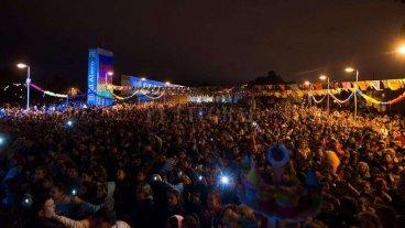 Miles de santafesinos disfrutaron durante 2017 de espacios públicos del Ministerio de Cultura