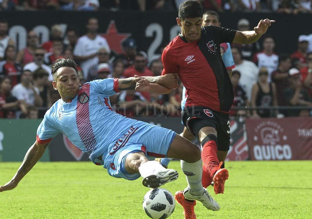 Debut con gol para el chubutense Alejo Antilef