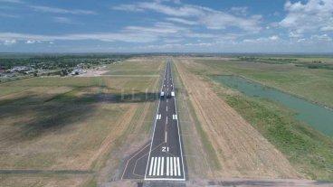 Aeropuerto: este jueves volverá a aterrizar un avión de Aerolíneas