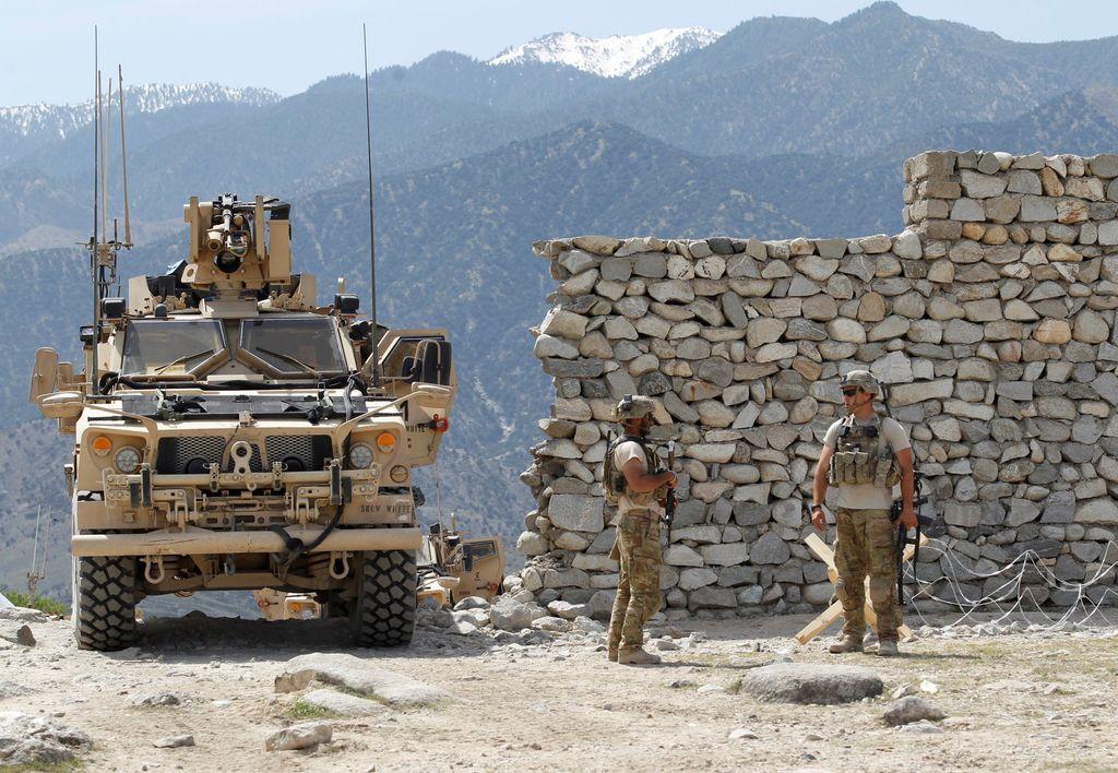 La presencia de las tropas estadounidenses de Afganistán será ahora ilimitada y dejará de estar sujeta a