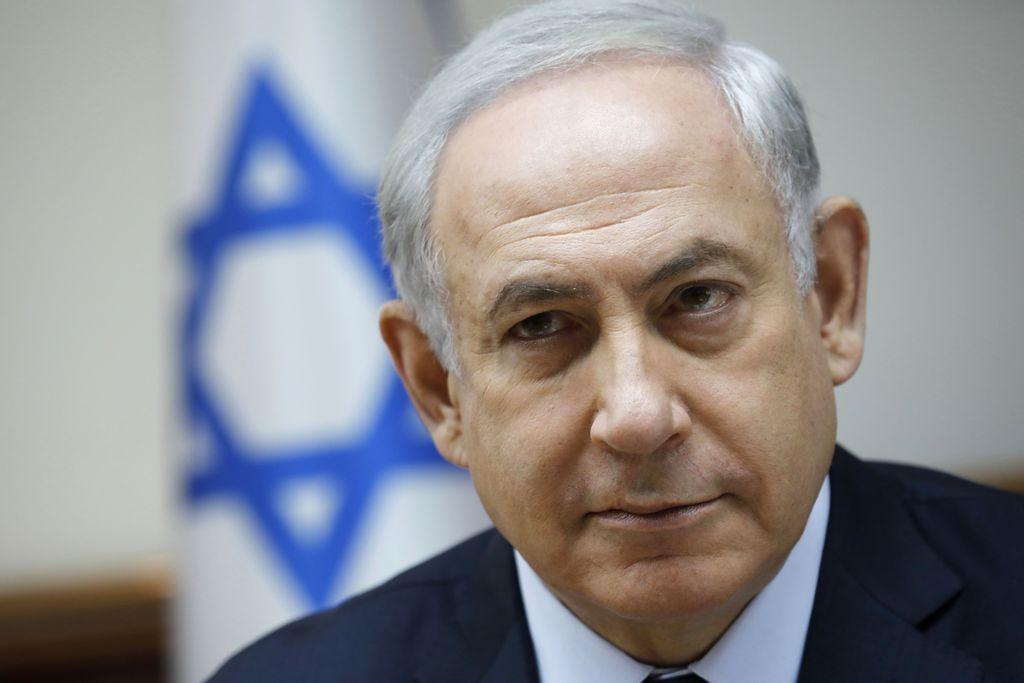 Benjamin Netanyahu. Crédito: Revista Times