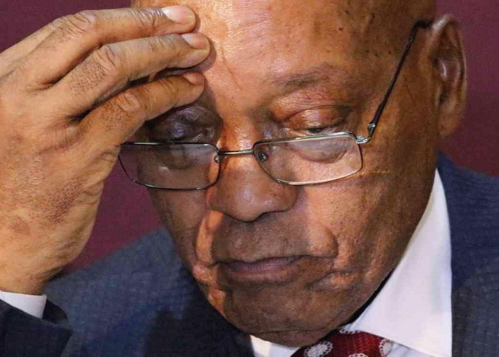 Piden destituir a presidente Zuma