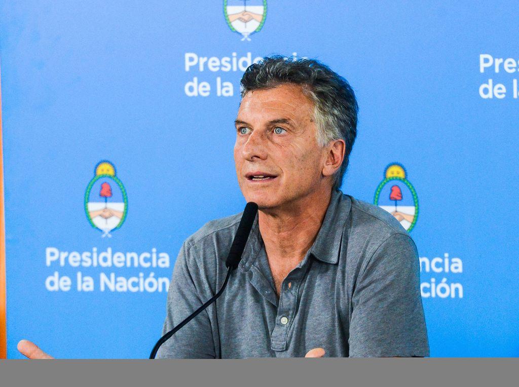 Mauricio Macri. <strong>Foto:</strong> Archivo El Litoral