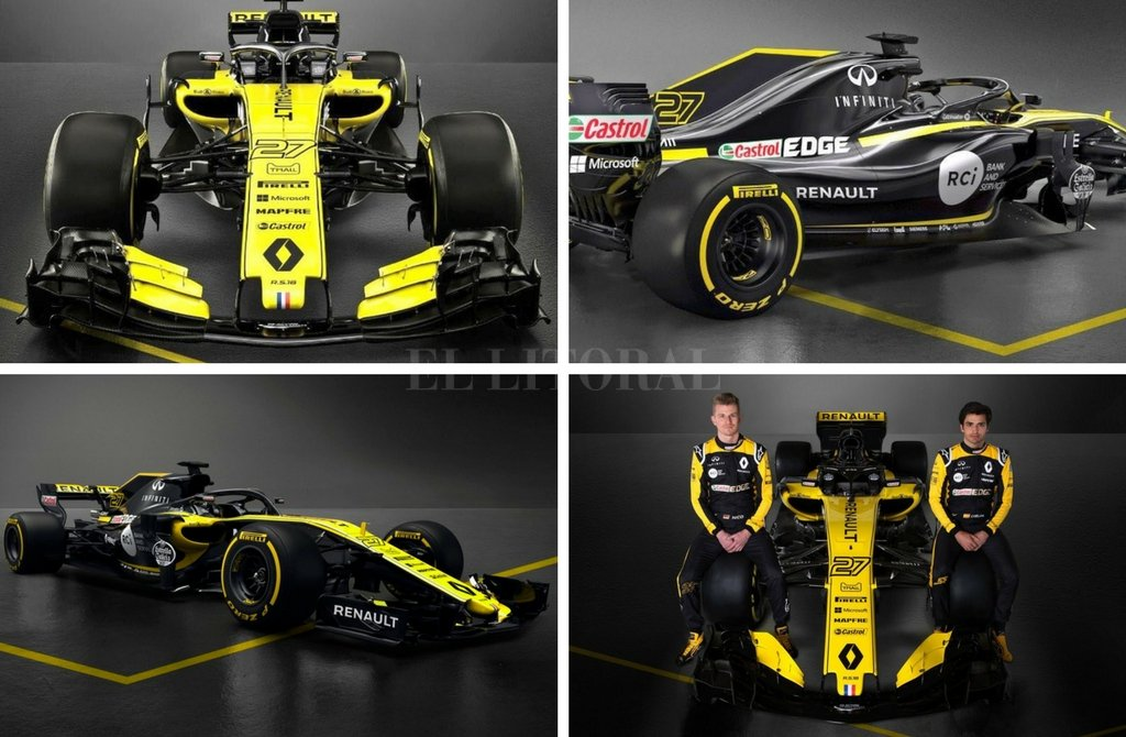 Equipo Renault.