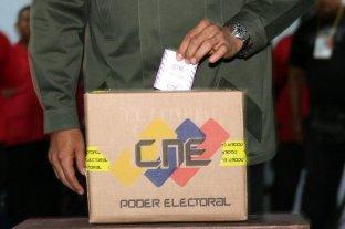 La mayoría de la oposición no concurrirá a las elecciones presidenciales en Venezuela