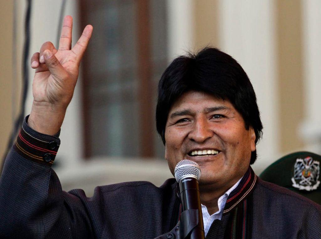 <strong>Foto:</strong> Evo Morales gobierna Bolivia desde el 2006.
