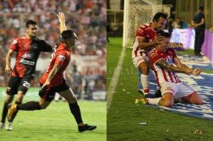 Unión propuso pero los goles los hizo Colón