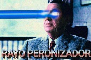 #RayoPeronizador la tendencia furor en Twitter