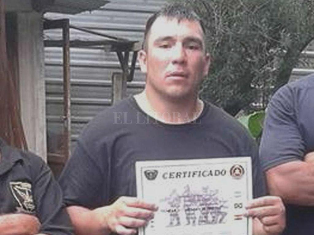 Facundo Solís se encuentra con prisión preventiva imputado por ser el autor de la masacre de barrio Alfonso. Crédito: Archivo El Litoral