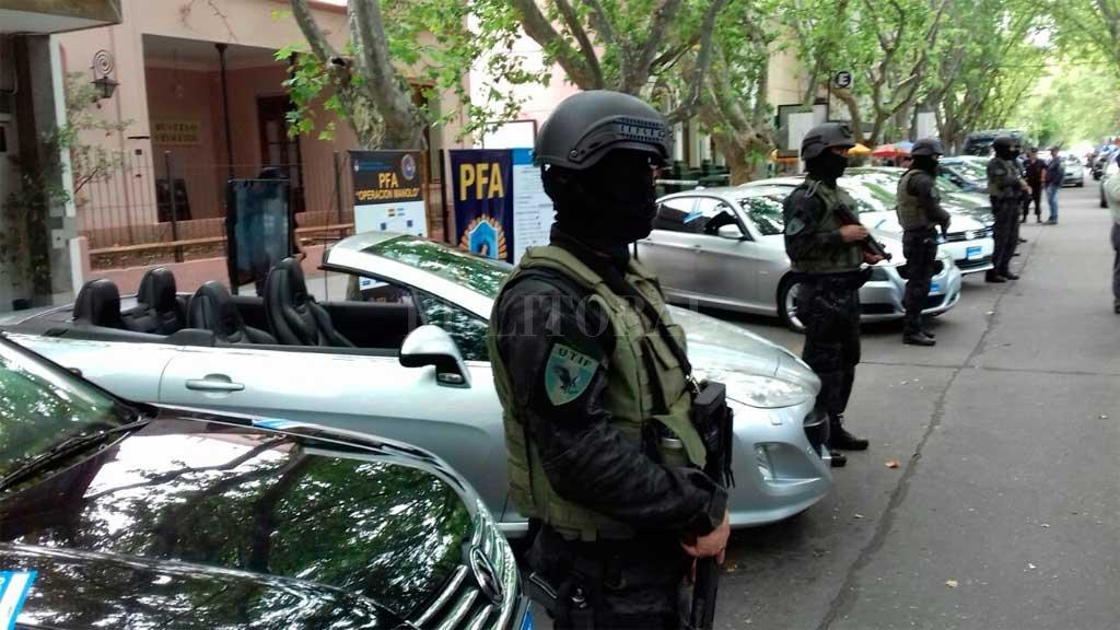 Gentileza Ministerio de Seguridad de la Nación