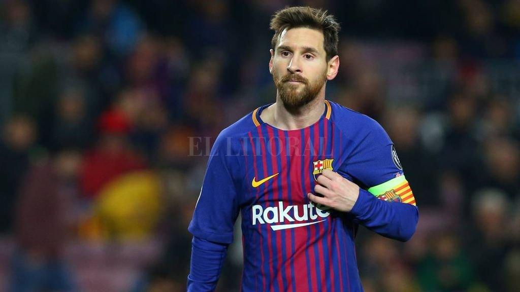 Dicen que no pueden ampliar el aeropuerto de Barcelona por Messi — Insólito