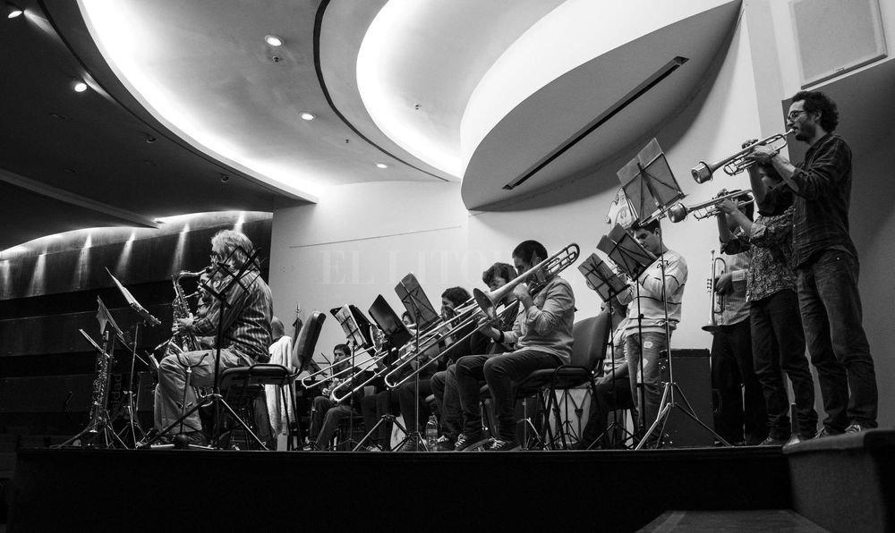 Córdoba Jazz Orchestra.  Gentileza producción