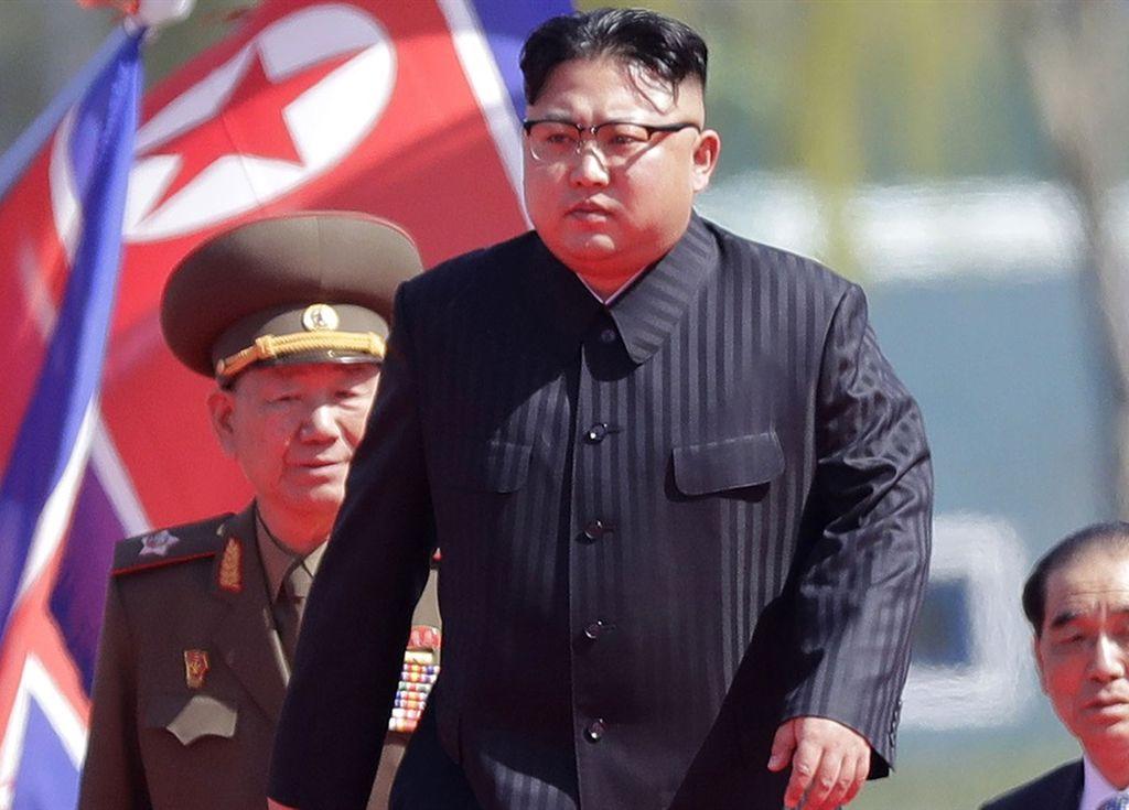 El líder norcoreano, Kim Jong-un. <strong>Foto:</strong> Internet