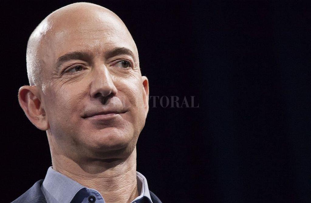 Jeff Bezos. Crédito: Captura digital