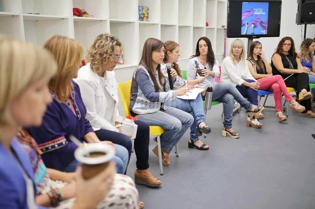 Durante todo marzo se desarrollará una programación que incluye paneles, charlas, jornadas de concientización y exposiciones que apuntan a dar visibilidad y sensibilizar sobre los derechos de las mujeres. Crédito: Gentileza