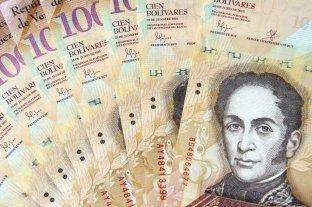 Venezuela devaluó su moneda un 60% en un mes