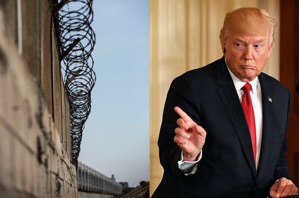 Trump viajará a San Diego para ver los prototipos del muro fronterizo