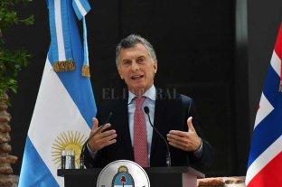 Macri encabeza el acto oficial por el Día Internacional de la Mujer