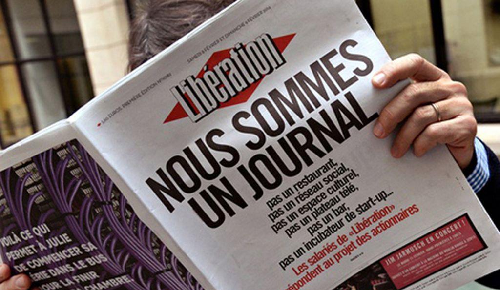 Este 8 de marzo, los hombres franceses que quieran leer este diario, deberán pagar de más. Crédito: Internet