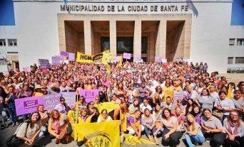 Jornada de reflexión en la Municipalidad por el Día Internacional de la Mujer