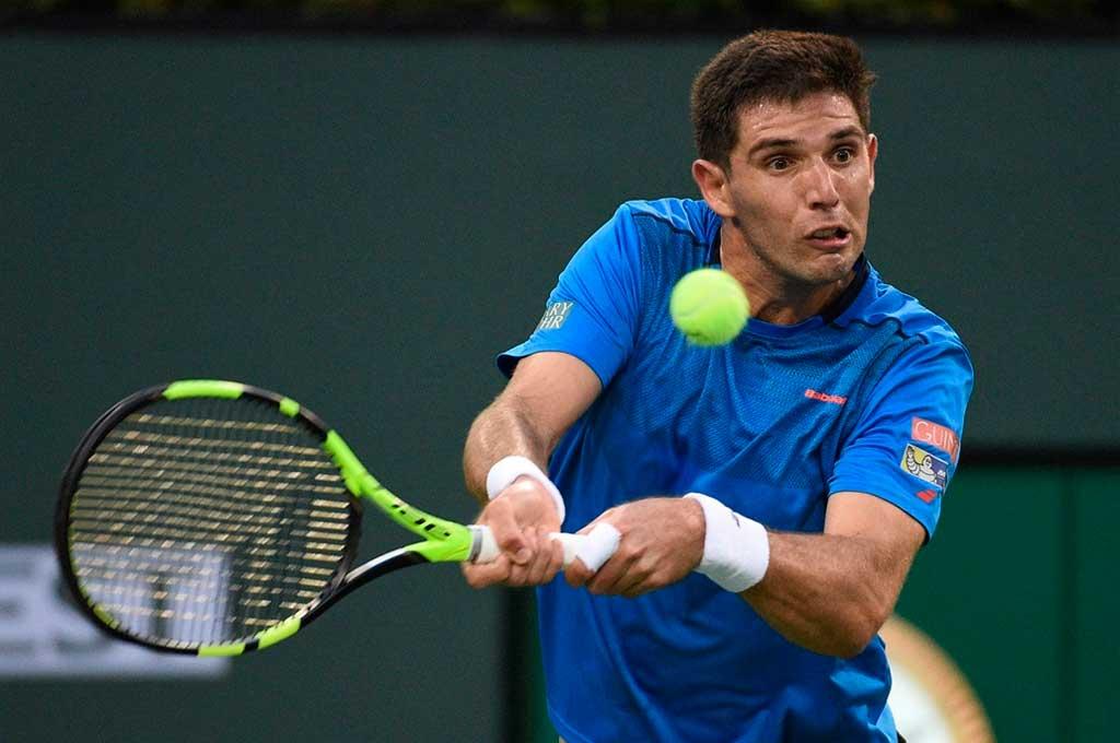 Roger Federer pasó de ronda sin problemas en Indian Wells