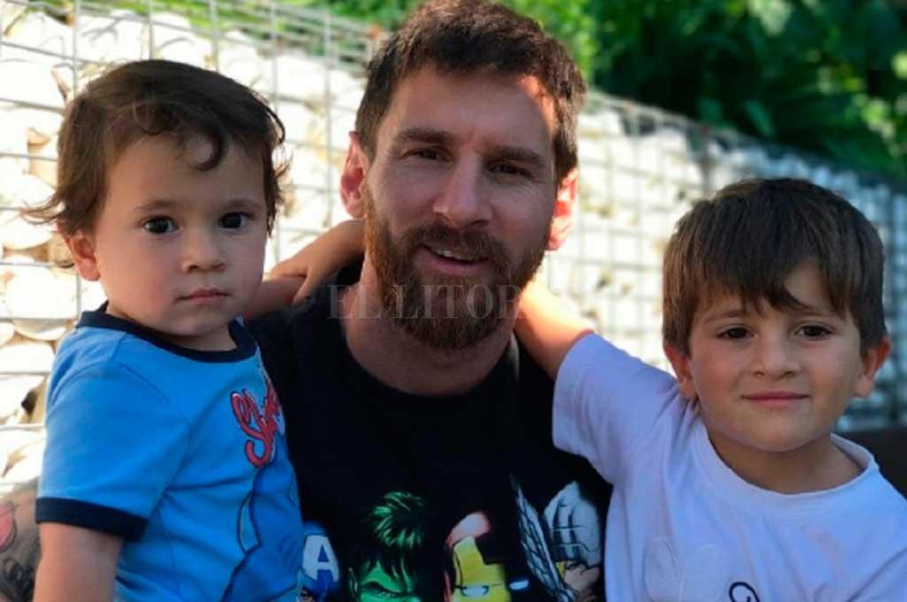 Nació el tercer hijo de Messi