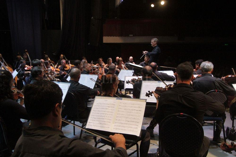 El programa estuvo compuesto por obras de Kurt Weill, Georges Bizet, George Gershwin, Johann Strauss II y Dmitri Shostakovich. <strong>Foto:</strong> Pablo Aguirre