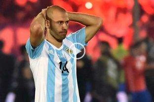 Con la canción de La Casa de Papel piden que Mascherano no juegue en la Selección
