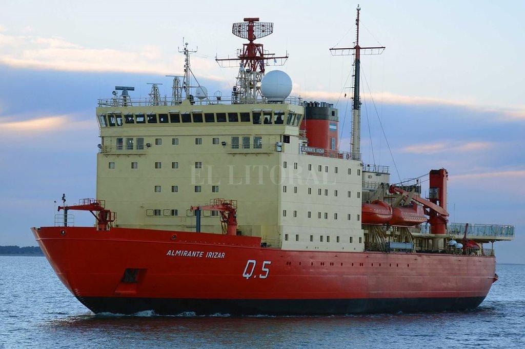 Rompehielos Irízar rescató a científicos yanquis varados en la Antártida