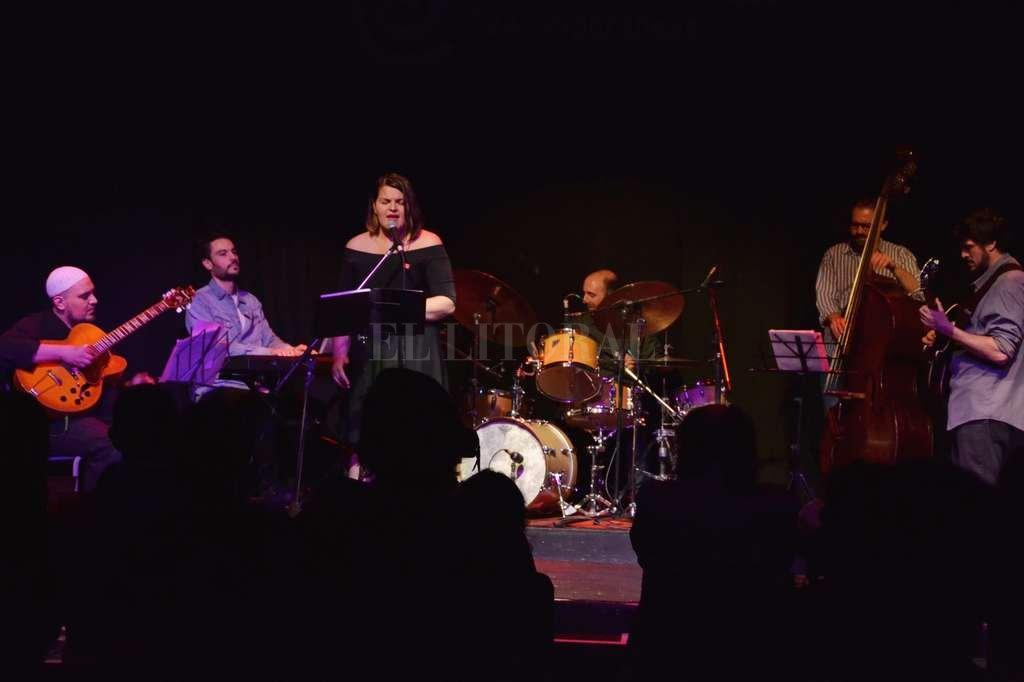 Luciano Ruggeri Grupo junto a Flopa Suksdorf abrirán la última noche, antes del show de la Jazz Ensamble. Crédito: Gentileza producción