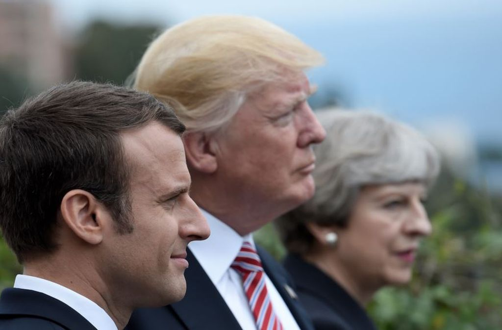 Trump, Macron, Merkel y May acusan a Rusia del envenenamiento. <strong>Foto:</strong> Imagen ilustrativa.