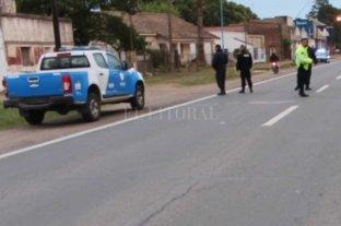 Dos ciclistas muertos tras ser embestidos en la Ruta 11