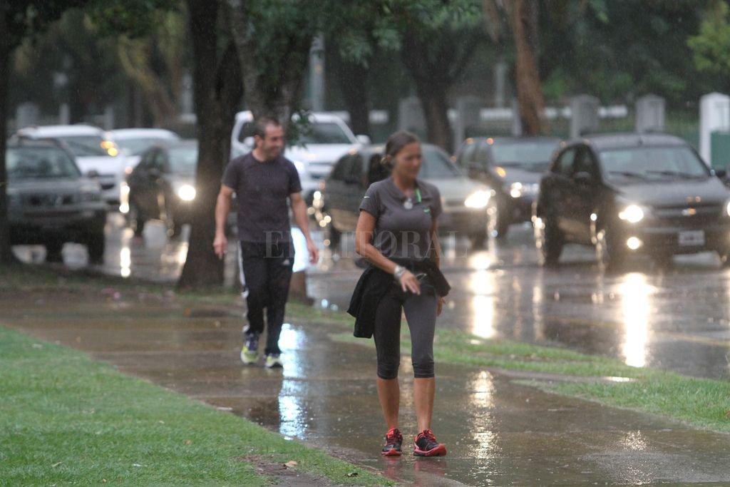 Alerta de tormentas para noreste y centro — Córdoba