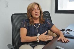 """Silvina Frana: """"Estamos convencidos que Santa Fe puede ser una ciudad segura"""""""