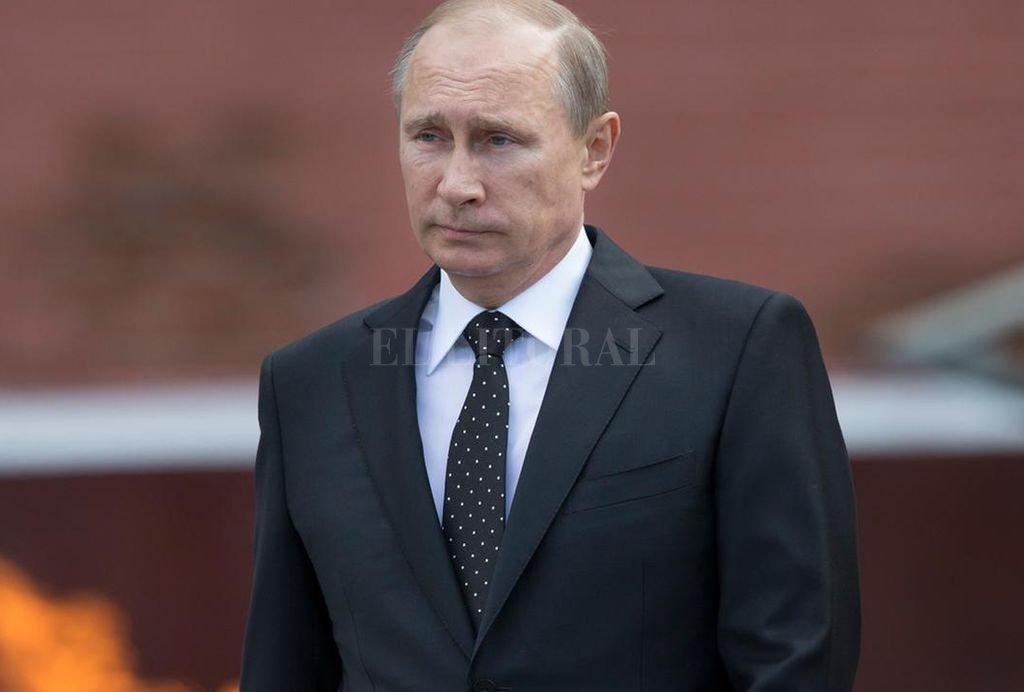 Vladimir Putin, presidente de Rusia. Crédito: Internet