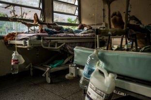 Casi el 90% de los hospitales de Venezuela sufre escasez de medicamentos