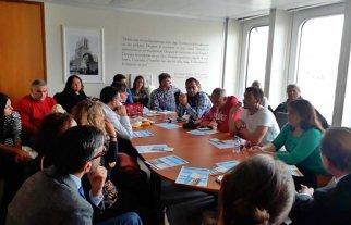 Una delegación de la UDA participó en el seminario internacional de educación en la UNESCO