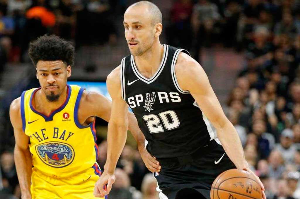 San Antonio se impuso a Washington