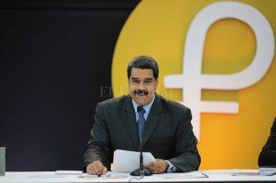 Rusia ayudó a Maduro a lanzar el petro