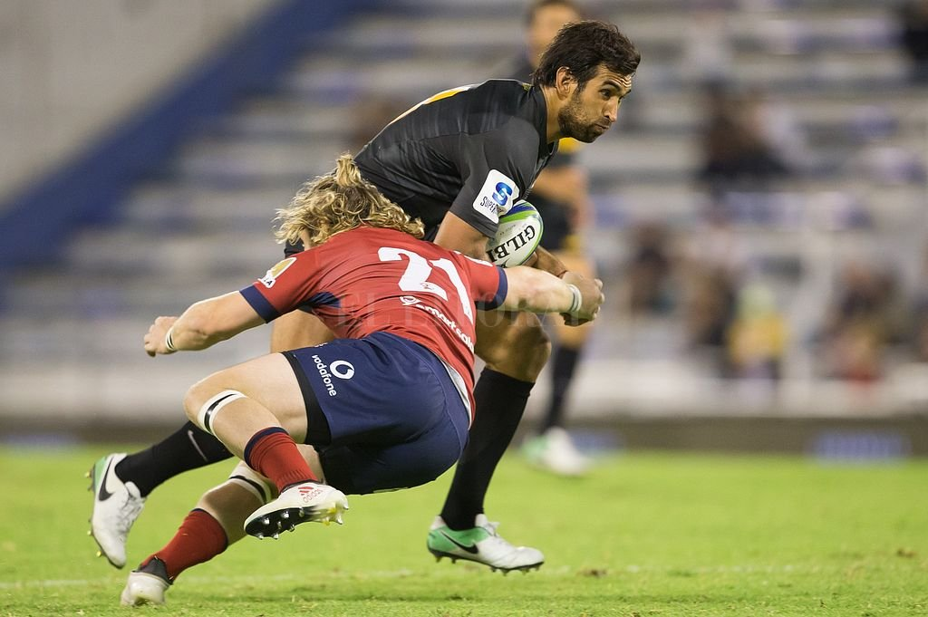 El centro Matías Orlando volverá a ser titular en Jaguares. Crédito: Prensa Jaguares