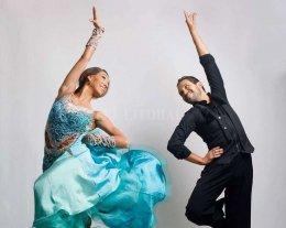 Bailes de salón de nivel internacional