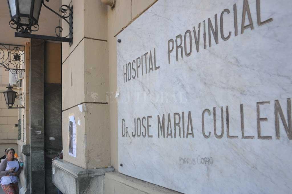 En el Hospital J. M. Cullen nació Milagros, en horas de este mediodía. <strong>Foto:</strong> Archivo El Litoral
