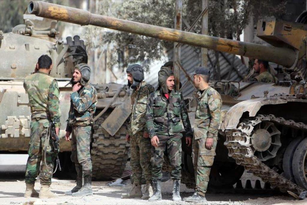 Última milicia rebelde accede a retirarse de Guta Oriental en Siria  Crédito: Internet