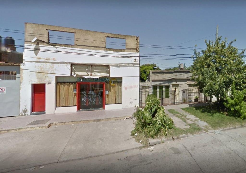 Robo a una carnicería en el norte de la ciudad. <strong>Foto:</strong> Google Maps